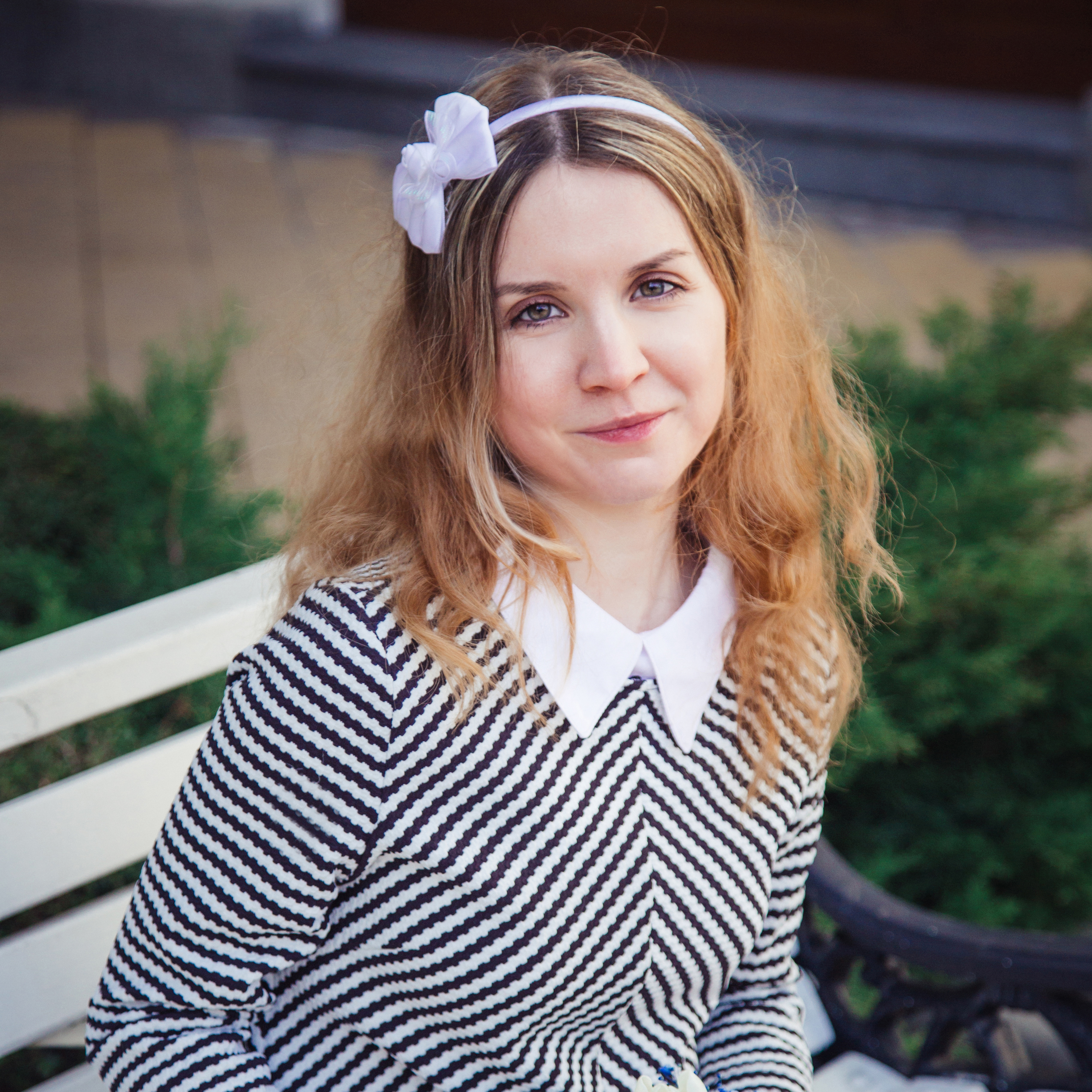 Александра Ясинская