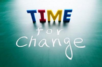 Не бойтесь меняться
